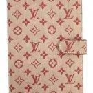 Louis Vuitton Mini Lin Agenda 26LVA606