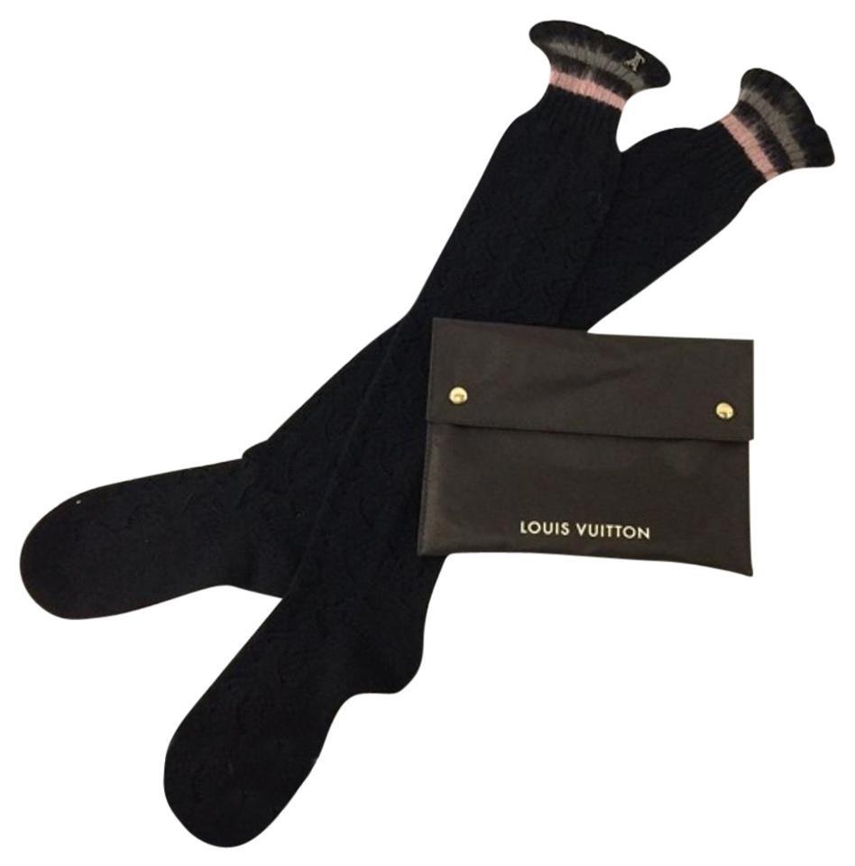 Louis Vuitton Knee High Socks 206495