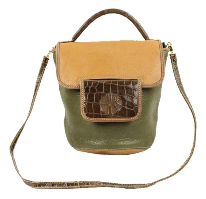 Enrique Loewe Knappe Elklm1 Shoulder Bag