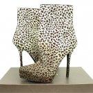 Gucci Leopard Print 247167 Amd40 9762 Lmgs02 Boots