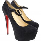 Christian Louboutin Daffodile Lady 160 Lbslm15 Pumps