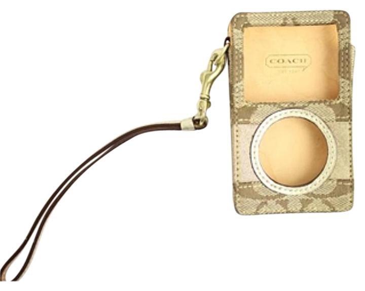 Coach iPod Case MP3 Player 66COA902