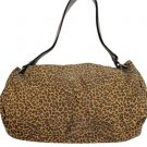 Bottega Veneta Nylon Leopard 68bva701 Shoulder Bag