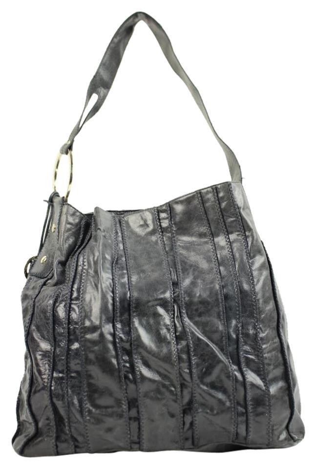 Elliott Lucca Leather Elty01 Hobo Bag