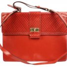 Franco Godi Miscty33 Red Satchel