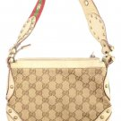 Gucci Studded Pelham 150gga104 Hobo Bag