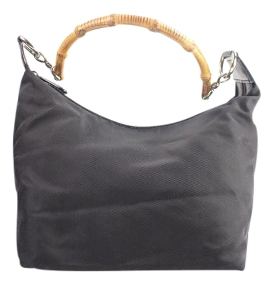 Gucci Bamboo Hobo 154gga104 Shoulder Bag