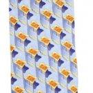 Ermenegildo Zegna 100% Pure Silk Tie EZTTY12