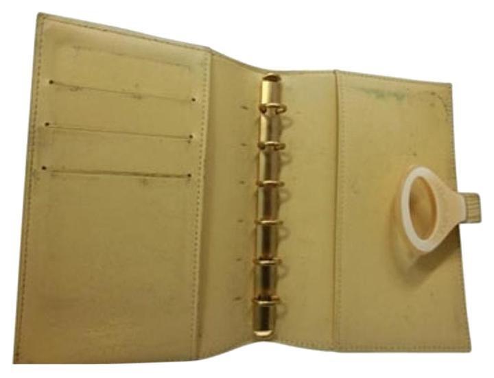 Louis Vuitton Epi Rare Agenda 205216