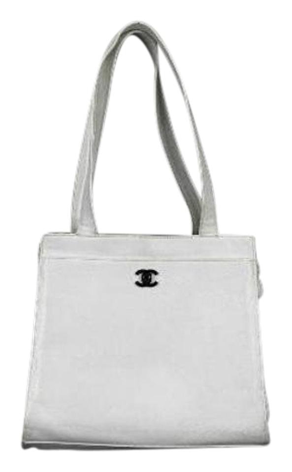 Chanel Caviar Tote 208732 Shoulder Bag