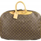 Louis Vuitton Alize Docs Poches Monogram Travel Bag