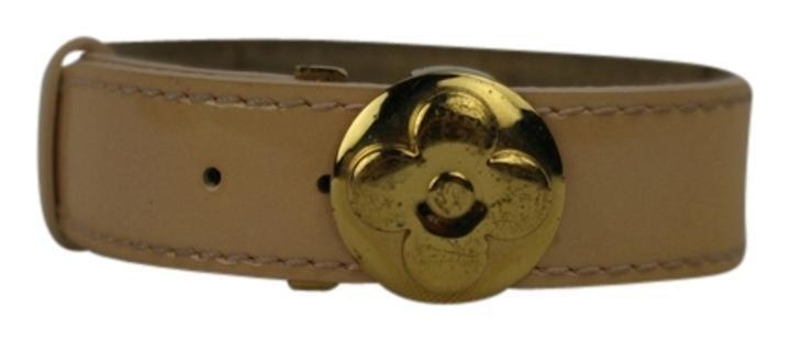Louis Vuitton Wish Fleur Bracelet Cuff Bangle LVTL129