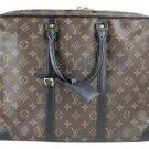 Louis Vuitton Macassar Porte Documents Voyage Slvlm1 Laptop Bag
