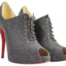 Christian Louboutin Open Toe Ankle Boot 56cla1014 Pumps