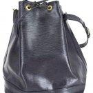 Louis Vuitton Black Epi Noe Gm 207513 Shoulder Bag