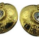 Chanel CC 2 3 earrings 211123