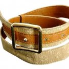 Louis Vuitton Monogram Mini Lin Sun Tulle Belt 210863