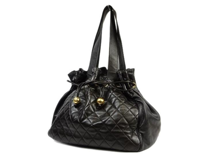 Chanel Quilted Cc Jumbo Hobo 211426 Shoulder Bag