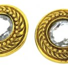 Chanel Jumbo Diamond Earrings 211038