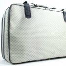 Gucci Xxl Monogram Gg Suitcase 49gga1216 Blue Travel Bag