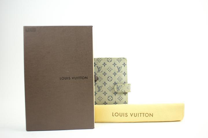 Louis Vuitton Mini Lin Agenda 36LVA1317