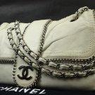 Chanel Chain Around Jumbo Classic Flap 213219 Shoulder Bag