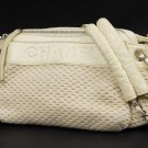 Chanel Woven Camera 214433 Shoulder Bag
