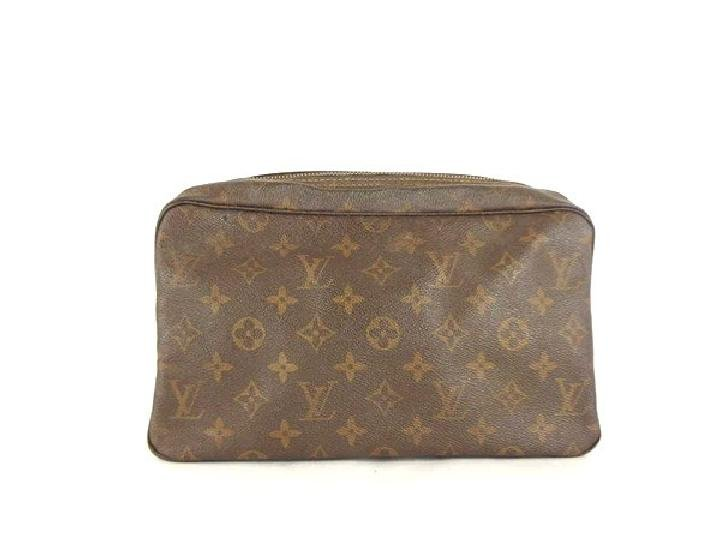Louis Vuitton Monogram Trousse Toiletries Pouch 214590
