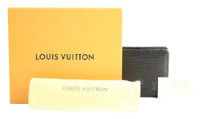 Louis Vuitton Epi Porte Monnaie Boite 26LVA221