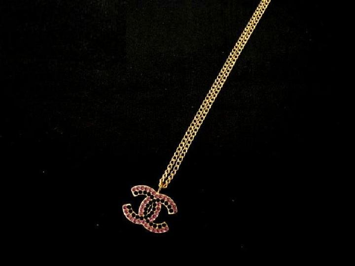 Chanel Two-Tone CC Necklace 214719