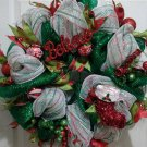 Believe Holiday Christmas Wreath