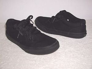 Vans TB4R Youth US Size 6 Black Skate Shoe Sneaker New No Box