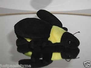 TY BUMBLE THE BEE BEANIE BABY