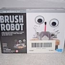 4M Brush Robot,Fun Mechanics Kit, New Sealed