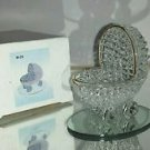 Blown Glass Baby Carriage  NEW IN BOX