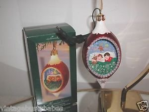 "Hallmark Illuminations""Sugarplum Dreams "" Holiday Ornament,Christmas Ornament"