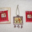 "Hallmark""Amigos Por Siempre"" Friends Forever,Winnie The Pooh,Christmas Ornament"