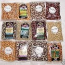 Fireworks Popcorn,Variety Pack,12- 4oz.Packs.,Gourmet Popcorn,3 Pounds Total