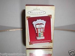 "Hallmark"" Christmas Countdown "" Holiday Ornament,Christmas Ornament"