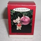 "Hallmark ""Bowl 'Em Over"" Holiday Ornament,Christmas Ornament"