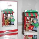 "Hallmark""Christmas Window 2013""Five&Dime Store,Member Exclusive,Ornament,NIB"