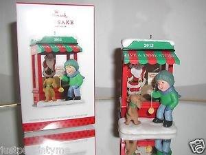 "Hallmark""Christmas Window 2013""Five&Dime Store,Member Exclusive,Ornament,NIB"