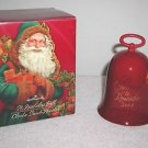 "Hallmark"" St.Nicholas Bell 2004 "" ,Christmas,Holiday Bell Ornament"