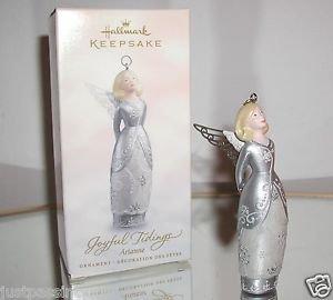 "Hallmark Keepsake, ""Joyful Tidings Arianne"" Holiday Ornament,Christmas Ornament"