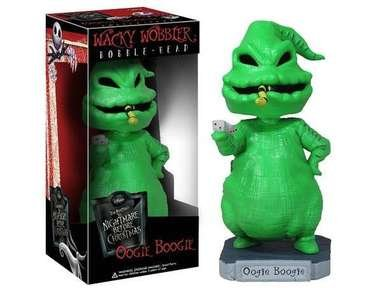 Oogie Boogie, Wacky Wobbler, Bobble-Head, The Nightmare Before Christmas, New