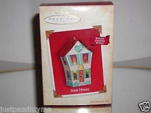 "Hallmark"" New Home "" Holiday Ornament,Christmas Ornament"