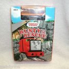"Thomas & Friends: ""Rusty To The Rescue"" DVD Wooden Train Bonus Pack,NEW-SEALED"