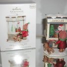 Hallmark Keepsake,Christmas Window 2012,Gift/Toy Shop,Holiday Ornament,NIB