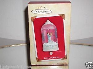 "Hallmark"" Our Christmas 2004"" Holiday Ornament,Christmas Ornament"
