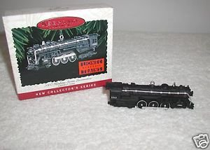 Lionel Train,700 E Hudson Steam Locmotive,Hallmark Keepsake Ornament,